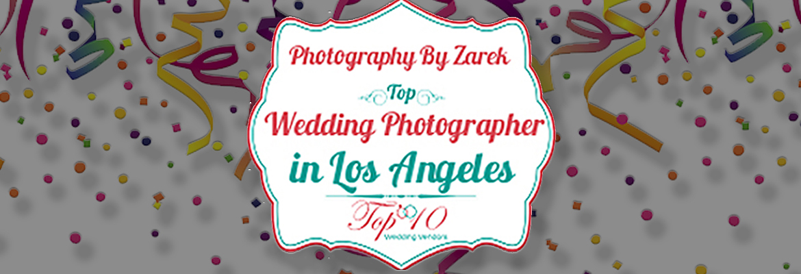 Photography by Zarek Named Top 10 in Los Angeles