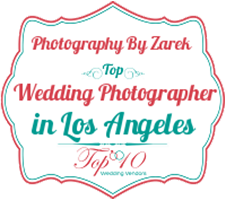 Photography by Zarek Top 10 in Los Angeles