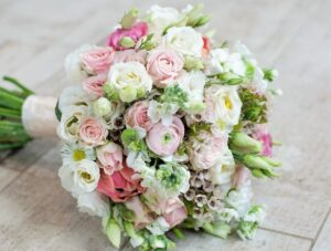 Bridal Bouquet, Bouquet, Romance, Wedding, Marry, Roses